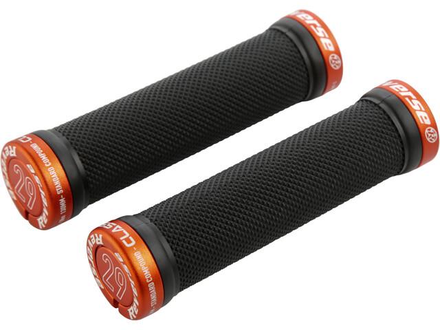 Reverse Lock-On Griffe black/orange